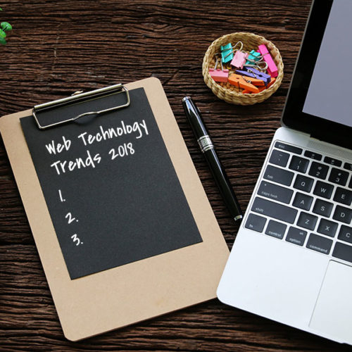 6 Emerging Web Technology Trends to Discover in 2018